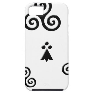 flag of Brittany iPhone 5 Cover