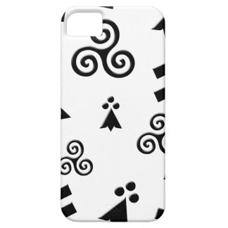 flag of Brittany iPhone 5 Case