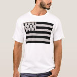 Flag of Brittany T-Shirt