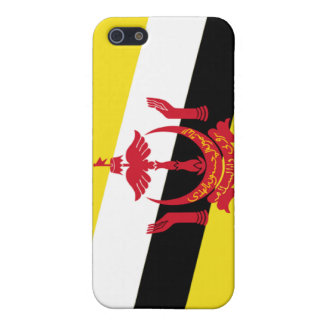 Flag of Brunei iPhone 5 Cover