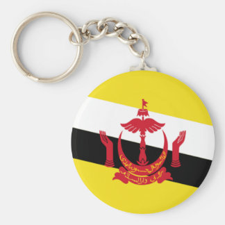 Flag of Brunei Key Chains