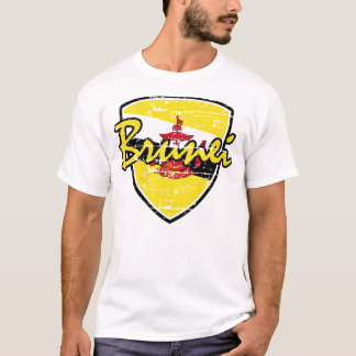 Flag of Brunei T-Shirt