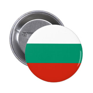 Flag of Bulgaria Pinback Buttons