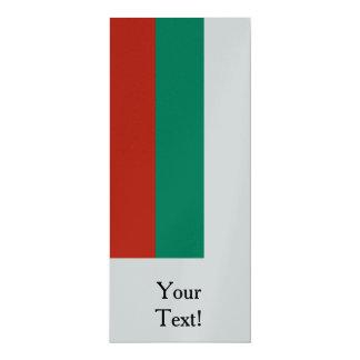 Flag of Bulgaria Card