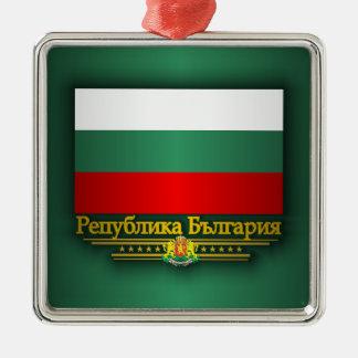 Flag of Bulgaria Metal Ornament