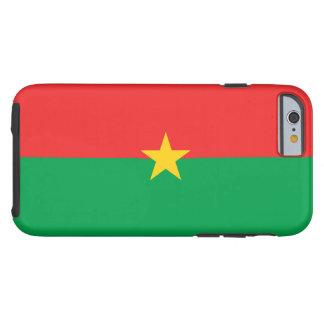 Flag of Burkina Faso Tough iPhone 6 Case