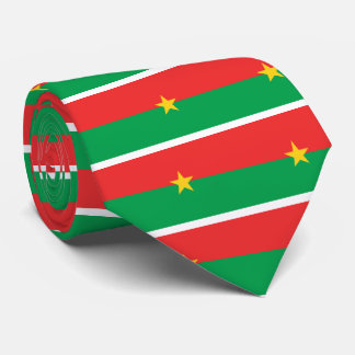 Flag of Burkina Faso - Drapeau du Burkina Faso Tie
