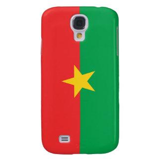 Flag of Burkina Faso Galaxy S4 Cover