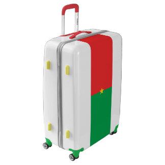 Flag of Burkina Faso Luggage (Large)