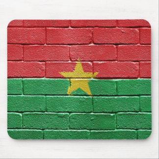 Flag of Burkina Faso Mouse Pad