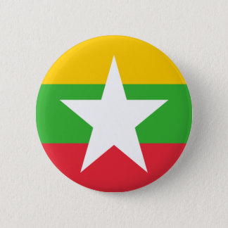 Flag of Burma Button
