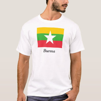 Flag of Burma T-Shirt