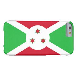 Flag of Burundi Barely There iPhone 6 Case