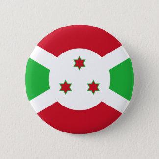 Flag of Burundi Button