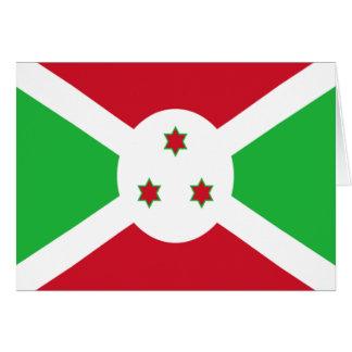 Flag of Burundi Cards