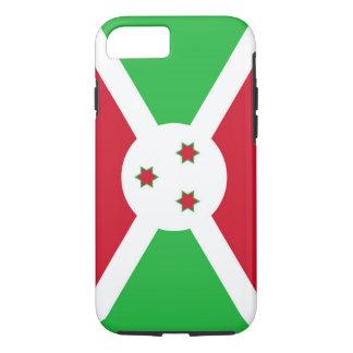 Flag of Burundi iPhone 7 Case