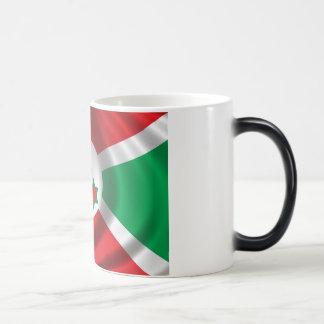 Flag of Burundi Magic Mug