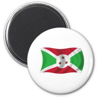 Flag of Burundi Magnet