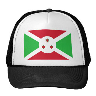 Flag of Burundi Trucker Hat