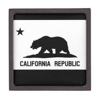 Flag of California Gift Box