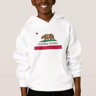 Flag of California Hoodie