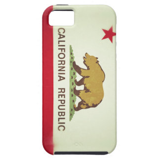 FLAG OF CALIFORNIA iPhone SE/5/5s CASE