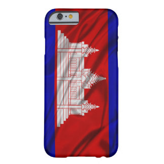 Flag of Cambodia Barely There iPhone 6 Case
