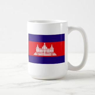 Flag of Cambodia Coffee Mug