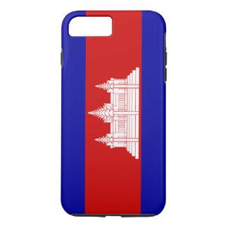 Flag of Cambodia iPhone 7 Plus Case