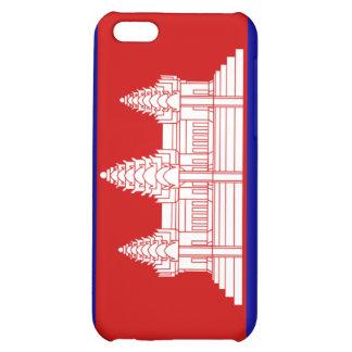 Flag of Cambodia iPhone 5C Case