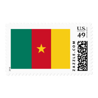 Flag of Cameroon Postage Stamps