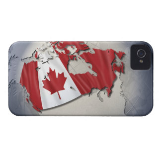 Flag of Canada iPhone 4 Covers