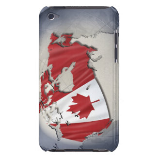 Flag of Canada iPod Touch Covers