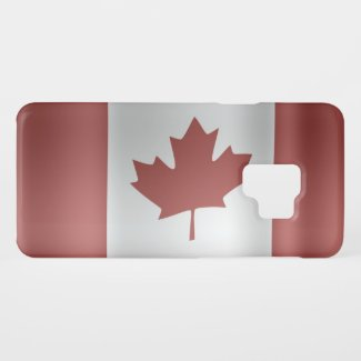 Flag of Canada... Case-Mate Samsung Galaxy S9 Case