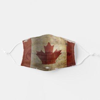 Flag of Canada... Cloth Face Mask