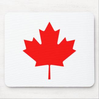 Flag of Canada - Drapeau du Canada Mouse Pad