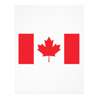 Flag of Canada Personalized Flyer