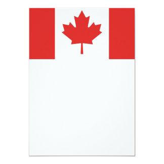 Flag of Canada Custom Announcement