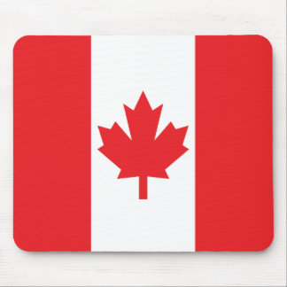 Flag of Canada Mouse Pad