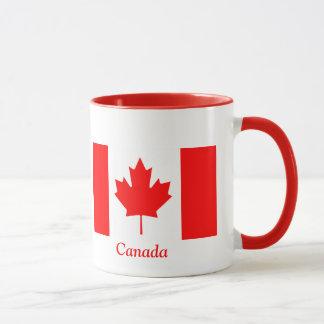 Flag of Canada Mug