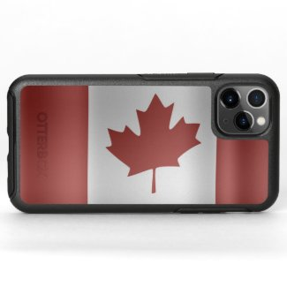 Flag of Canada... OtterBox Symmetry iPhone 11 Pro Max Case
