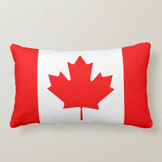Flag of Canada Pillow