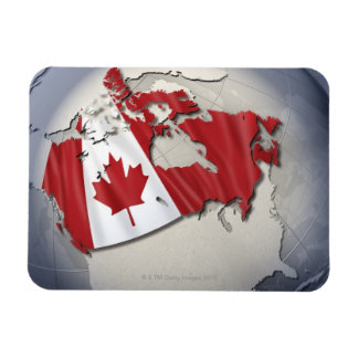 Flag of Canada Magnets