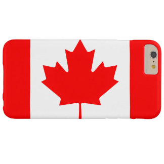 Flag of Canada se Barely There iPhone 6 Plus Case