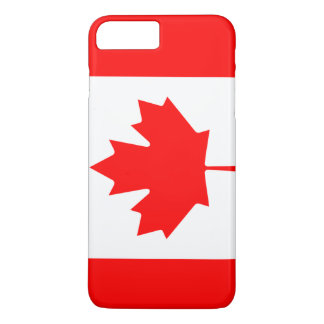 Flag of Canada se iPhone 8 Plus/7 Plus Case