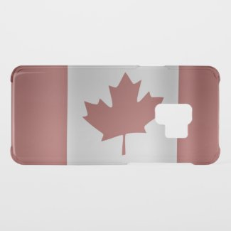 Flag of Canada... Uncommon Samsung Galaxy S9 Case