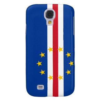 Flag of Cape Verde Galaxy S4 Case