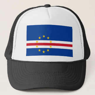 Flag of Cape Verde Trucker Hat