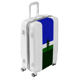 Flag of Cascadia Luggage (Medium)