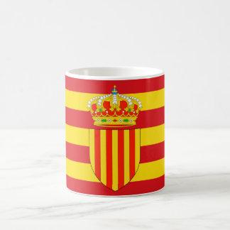 Flag of Catalonia Coffee Mug